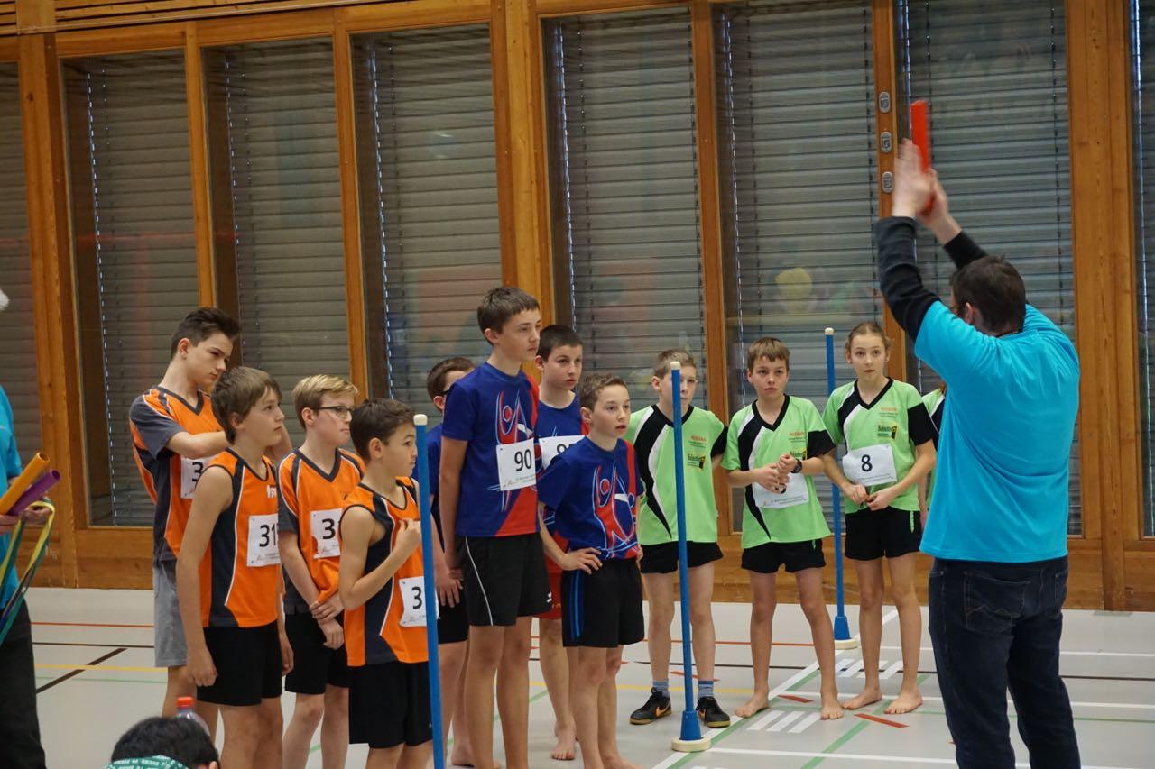 Das Hallenmeeting in Widnau geht in die nächste Runde