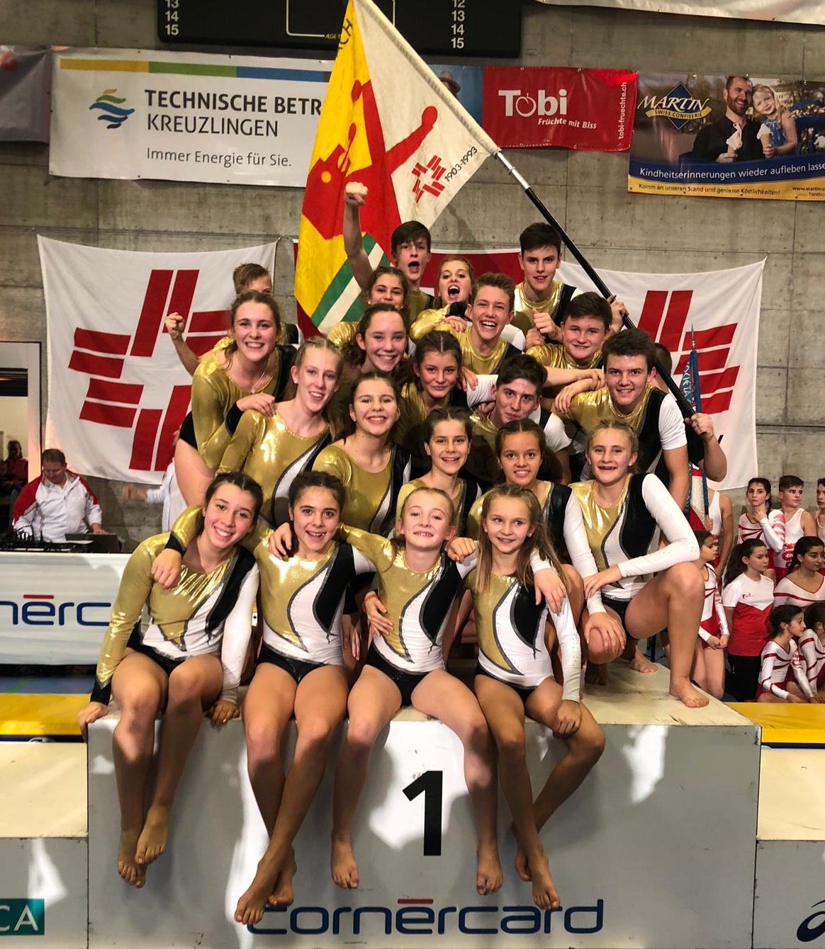 STV Balgach ist Schweizer Meister