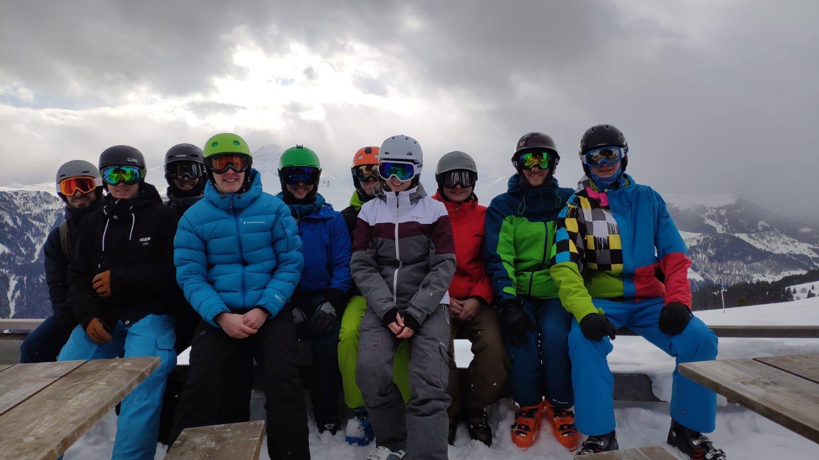 Skiweekend vom TV Rebstein
