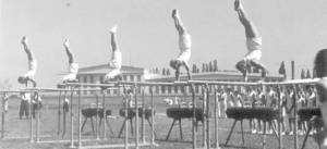 TV Goldach am Verbandsturnfest Staad 1942